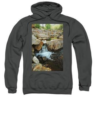 Cascading Downward Sweatshirt