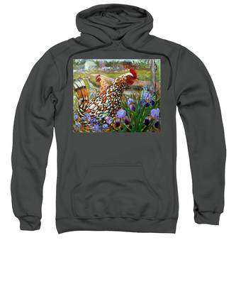 Chick And Iris Sweatshirt