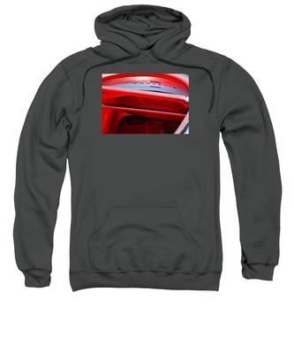 Corvette Dash - Mike Hope Sweatshirt