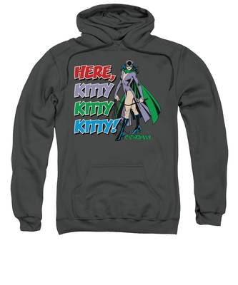 Catwoman Hooded Sweatshirts T-Shirts