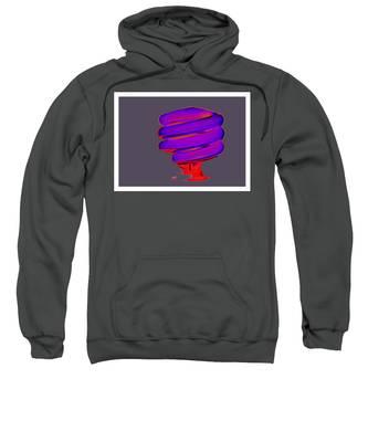 Fluorescent Sweatshirt