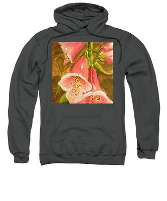 Foxy Foxglove Of Williamsburg Sweatshirt