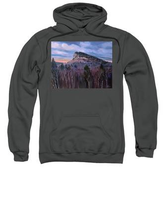 Indian Head In Lincoln New Hampshire Sweatshirt