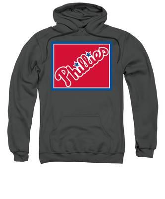 Philadelphia Phillies Baseball Sweatshirt