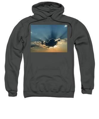 Rays Of Light Sweatshirt