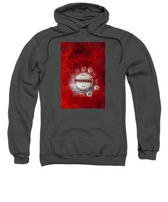 Red Phone For Emergencies Sweatshirt