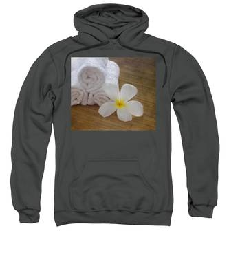 Relax At The Spa Sweatshirt