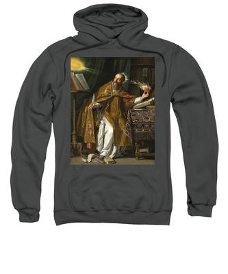 Saint Augustine Sweatshirt