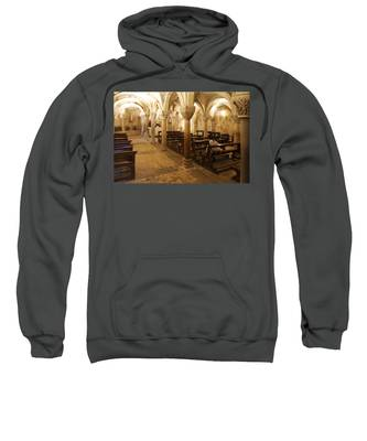 San Michele Chapel Sweatshirt