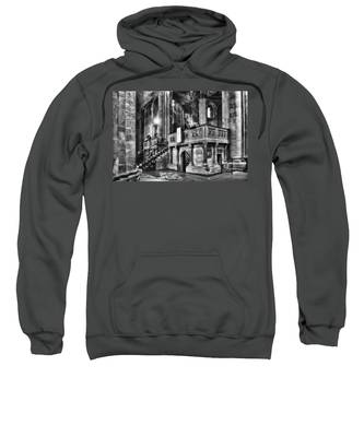San Michele Toward The Altar Sweatshirt