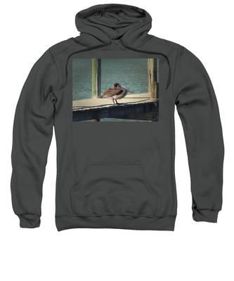 Sitting On The Dock Of The Bay Sweatshirt