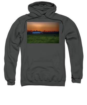 Walmac Farm Ky  Sweatshirt