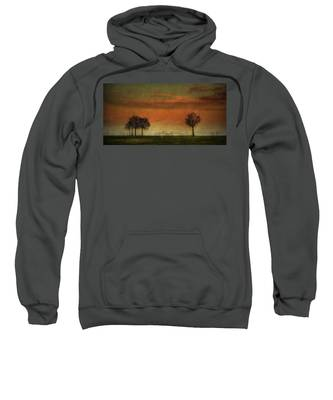 Sunset Over The Country Sweatshirt