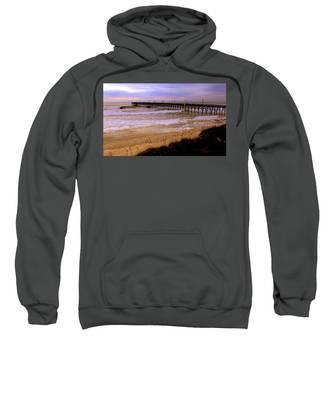 Surf City Pier Sweatshirt