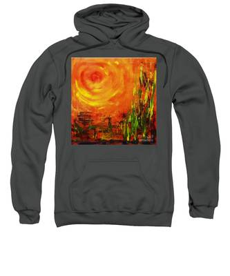 The Sun At The End Of The World Sweatshirt