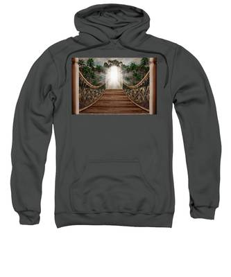 The Way And The Gate Sweatshirt