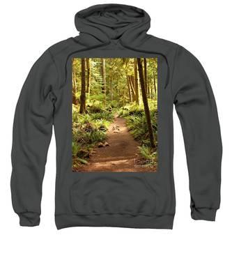 Trail Through The Rainforest Sweatshirt