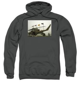 Vietnam War Memorial Sweatshirt