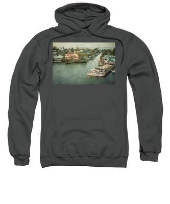 View At Fort Myers Beach - Florida Sweatshirt