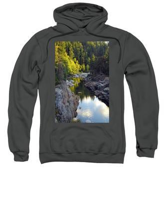 Yuba River Twilight Sweatshirt