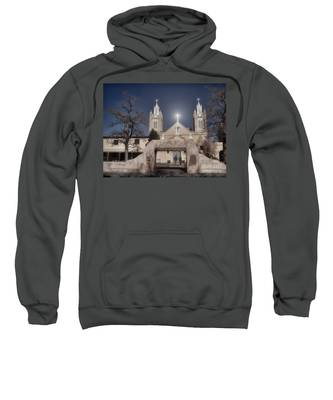 A Blessed Couple Sweatshirt