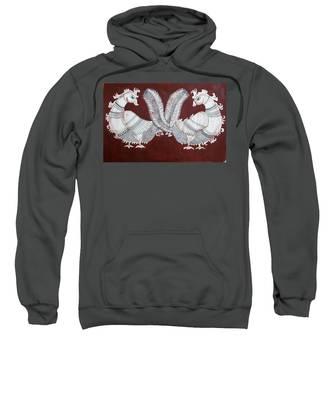 Peacocks Sweatshirt