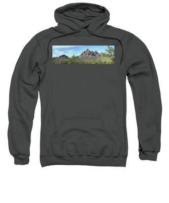 Ragged Top Mountain Panorama Sweatshirt