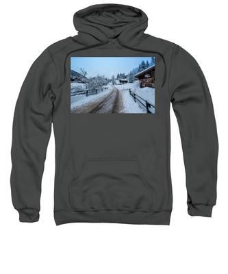 The Scene- Sweatshirt