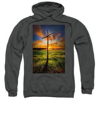 What Will Be Will Be Sweatshirt