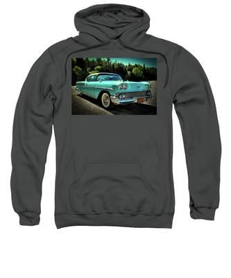 1958 Chevrolet Impala Sweatshirt
