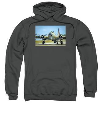 Boeing B-17g Flying Fortress   Sweatshirt