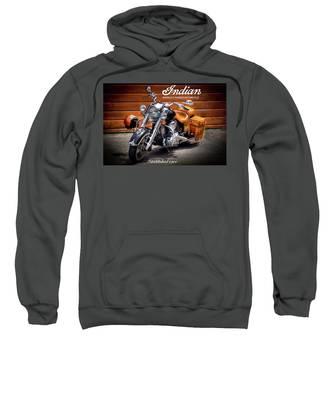 The Indian Motorcycle Sweatshirt