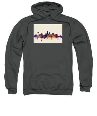 Knoxville Tennessee Skyline Sweatshirt