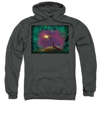 A Clearing Sweatshirt