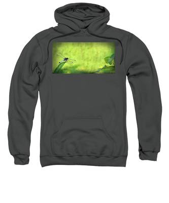 A Day In The Swamp Sweatshirt