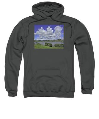 Along The Coast Highway Sweatshirt