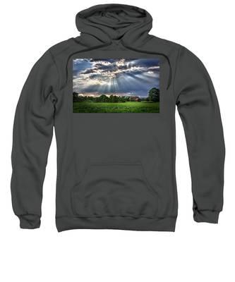 And The Heavens Opened 1 Sweatshirt