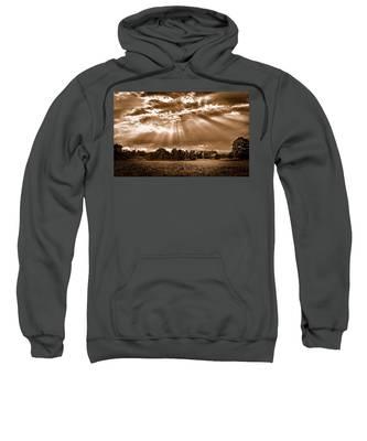 And The Heavens Opened 3 Sweatshirt