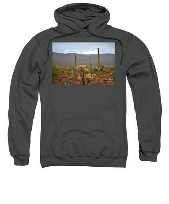 Arizona's Sonoran Desert  Sweatshirt