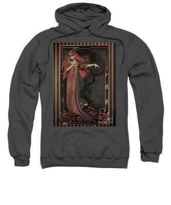 Autumn Art Nouveau  Sweatshirt