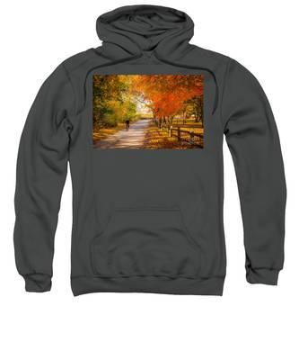 Autumn Path Sweatshirt