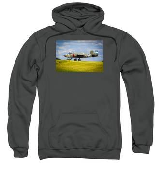 B-25 Landing Original Sweatshirt