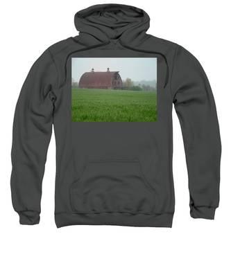 Barn In Summer Sweatshirt