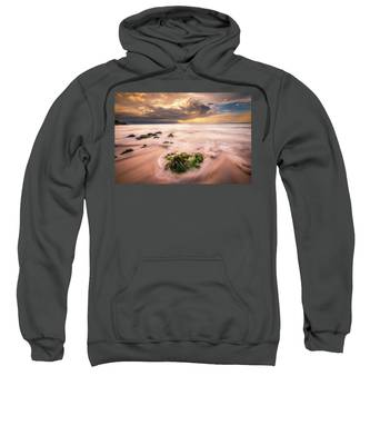 Beach At Paia Sweatshirt