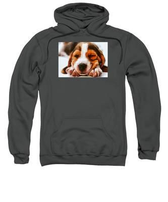 Beagle Puppy Sweatshirt