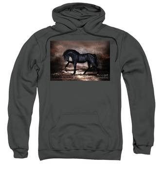 Black Stallion Sweatshirt