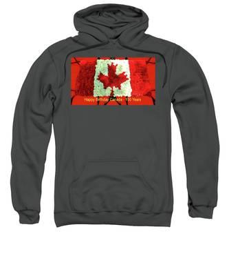 Canada 150 Years Sweatshirt