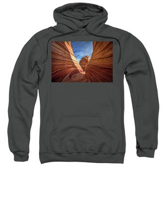 Canyon Atthe Wave Sweatshirt