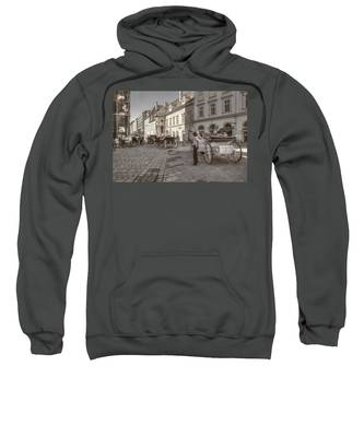Carriages Back To Stephanplatz Sweatshirt