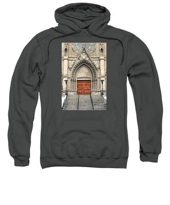 Cathedral Of St Helena Sweatshirt